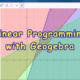 運用 Geogebra 軟件於線性規劃
